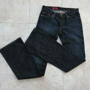 AG The Angel Dark Wash Jeans Size 26
